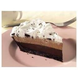 OREO(R) Triple Layer Chocolate Pie recipe