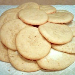 Powdered Sugar Cookies I
