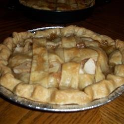 Caramel Apple Pie I