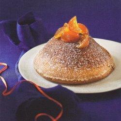 Mandarin Chocolate Cake
