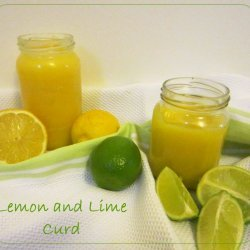 Lemon Lime Curd