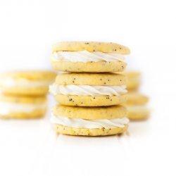 Lemon-Poppy Seed Sandwich Cookies