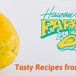 Pineapple Papaya Relish