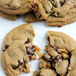 Chocolate Chunk Chocolate Cookies