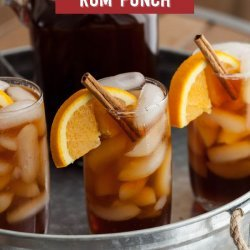 Earl Grey Rum Punch