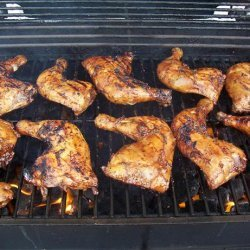Simple Caribbean Jerk Chicken