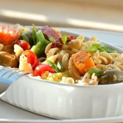 Perfect Pasta Salad: recipe