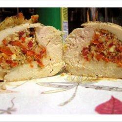 Chicken Breast Stuffed With Feta Cheese, Sun-Dried Tomato