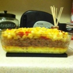 Breakfast Shepherd's Pie