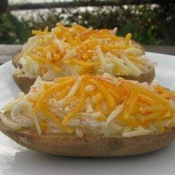 Make-Ahead Twice-Baked Potatoes