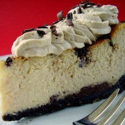 Baileys Irish Cream Chocolate Chip Cheesecake recipe