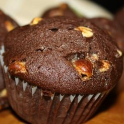 The Ultimate Chocolate Brownie Muffins recipe