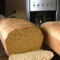 100% Whole Grain Wheat Bread recipe