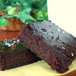 Black Bean Brownies (Gluten Free)