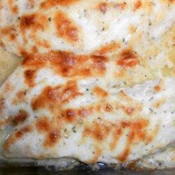 Broiled Parmesan Tilapia (Low-Carb)