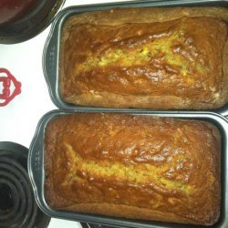 Banana Banana Nut Bread