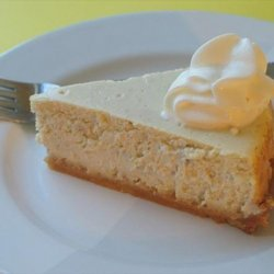 Banana Cream Cheesecake (Copycat)