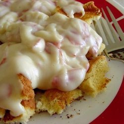 Chipped Beef on Toast recipe