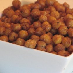 Roasted Garbanzo Beans/Chickpeas recipe