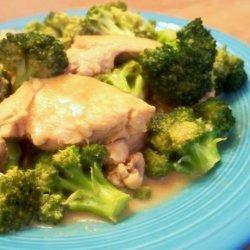 Broccoli Chicken Dijon (south Beach Diet)