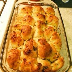 Garlic Bubble Bread