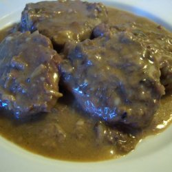 Crock Pot Round Steak