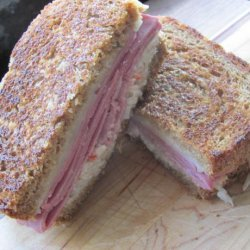 Sue's Reuben Sandwich recipe