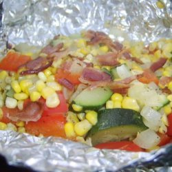 Summer Vegetable Grill Packets #RSC