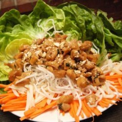 Chili's Lettuce Wraps recipe