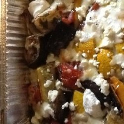 Briami (Greek Oven-Roasted Vegetables) recipe