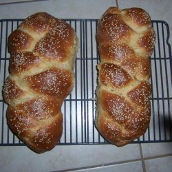 The Best Bread Machine Challah