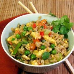 Chicken Fried Rice - OAMC recipe