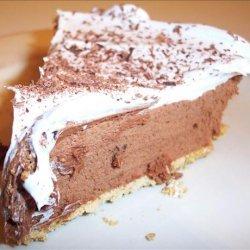 Kelly's French Silk Chocolate Pie recipe