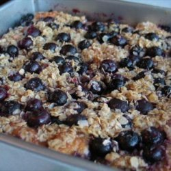 Country Blueberry Coffee Cake (Paula Deen)