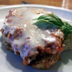 Chicken Parmesan - Low Fat