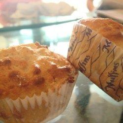Banana Yogurt Muffins