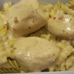 Slow-Cooker Creamy Chicken