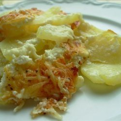 Classic Bistro Style Gratin Dauphinoise - French Gratin Potatoes