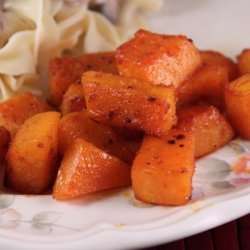 Spice-Roasted Butternut Squash With Smoked Sweet Paprika