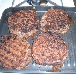 Houston's Restaurant Copycat Veggie Burgers