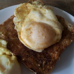 Curried Poached Eggs recipe