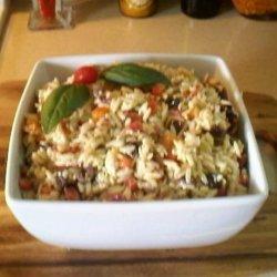 Zippity Dooo Daaaa Orzo Salad!