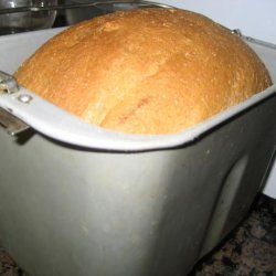 Whole Wheat Molasses Bread (bread Machine)