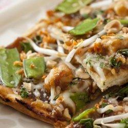 California Pizza Kitchen Thai Chicken Pizza