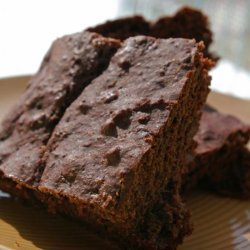 Extreme Low-Fat Chocolate Cake