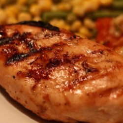 Grilled Mexican Lime Chicken