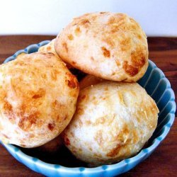 Pao de Queijo (Cheese Puffs-Brazilian) recipe