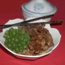 Szechuan Stir-Fried Beef