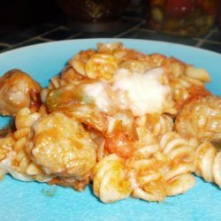 Quick and Easy Baked Ziti