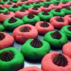 Peppermint Christmas Cookies recipe